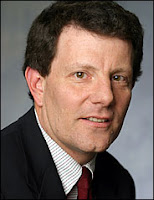 kristof: US should stop biting tongue on israel