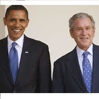 obama gladly embraces bush's anti-terror powers