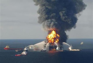homeland security probing blast that sank oil rig