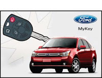 ford launches 'mykey' parental controls for cars