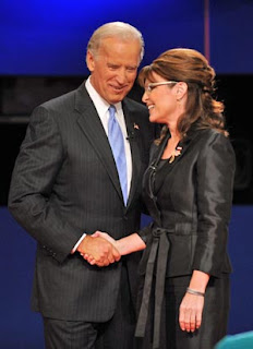 palin vs. biden debate: we both love israel!
