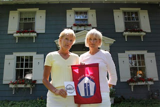 sisters of beverly eckert, 9/11 activist widow, walk similar path
