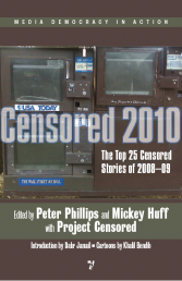 project censored's latest top 25 censored stories