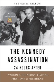 lbj on jfk assassination: 'it's all a conspiracy'