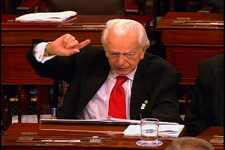 west virginia's byrd becomes longest-serving congressman in US history