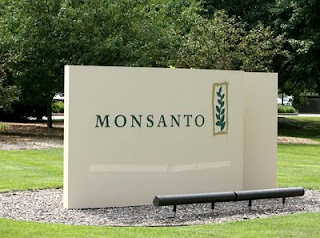 monsanto muscles out competition in seed business
