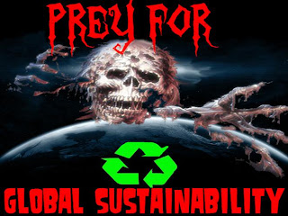ground zero: prey for global sustainability