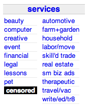 craigslist unexpectedly pulls adult services listings