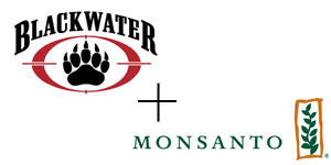blackwatering the crops: monsanto hired notorious 'security' firm blackwater