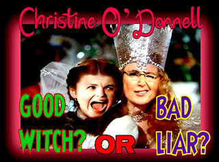 ground zero: good witch or bad liar?