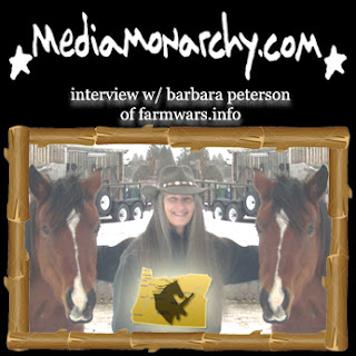 interview w/ barbara peterson of farmwars.info