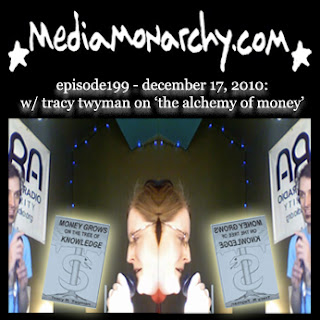 media monarchy episode199 w/ tracy twyman on the alchemy of money