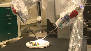 new surgical robot benefits patients through tiny incisions