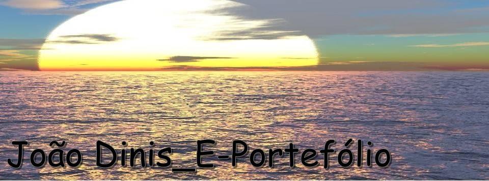 E-Portefólio João Dinis