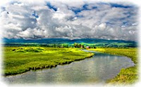 США, Айдахо, природа