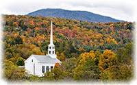 США, Вермонт, церковь