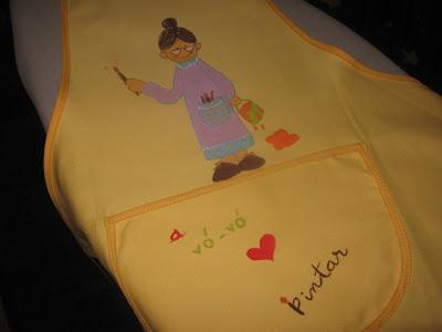 pintura no tecido
