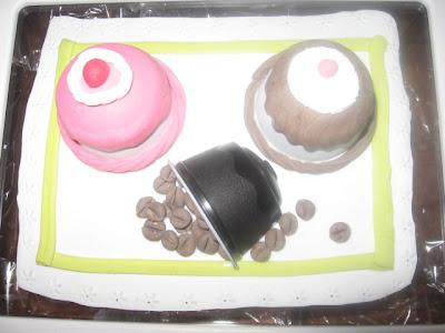 caixa com biscuit para pastilhas de café Dulce Gusto