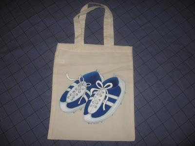 sacola de pano