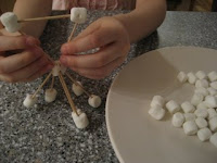 Marshmallow Molecules