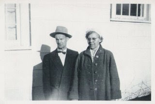 Carl Dorr and Clara Mack Dorr