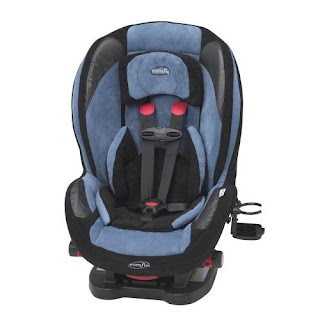 Evenflo Triumph Advance Deluxe Car Seat