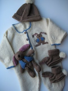 Debbie Bliss Nursery Knits