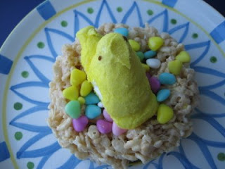 Easter Peeps Treats