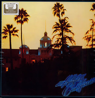 Eagles' Hotel California