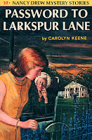 Nancy Drew Password to Larkspur Lane