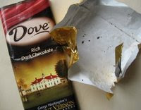 Dove Chocolate from Mount Vernon