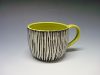 Shoshona Snow Ceramics Cup
