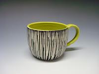 Shoshona Snow Ceramics Cup