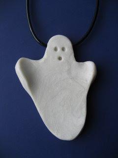 Ghost Pendant
