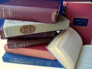 Used Books at the Loussac Library
