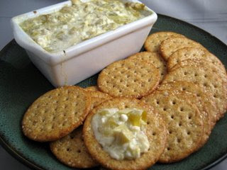 Hot Artichoke Dip