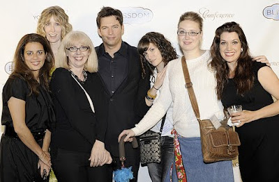 Harry Connick Jr. at Blissdom