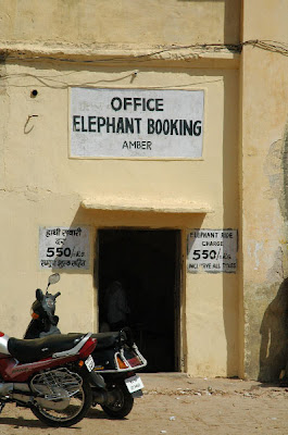 Elephant Booking Office in India