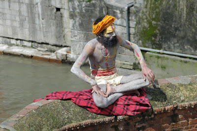 Indian Holy Man