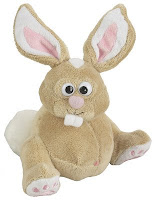 Mini Bunny Plush by Plaja Pets