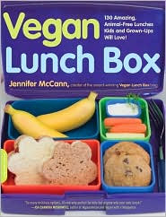 The Vegan Lunch Box by Jennifer McCann