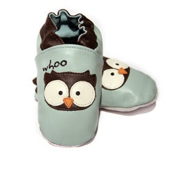 Owl Shoes from Bugaloo