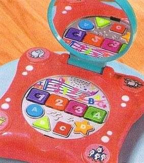 Baby Laptop