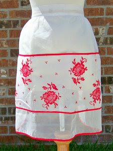 Holiday Aprons from Rick Rack Attack