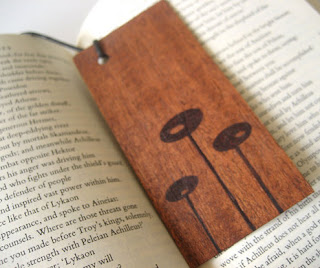 Make a Wooden Bookmark