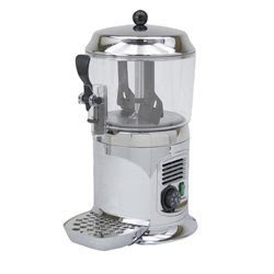 Brushed Stainless Steel Gourmet Whipped Cream Dispenser