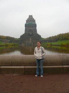 Battle of the Nations Monument