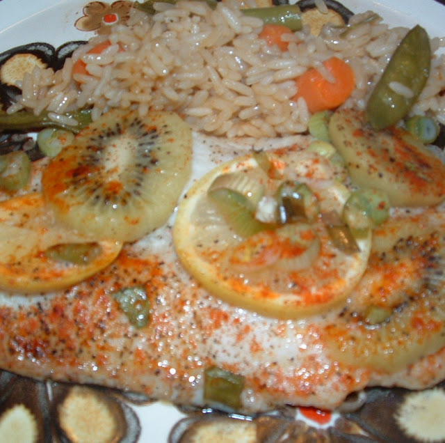 Always eat on the good china baked white fish for Baked whiting fish
