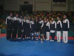CTO. Europa por equipos 2008