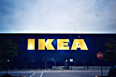Ikea facade